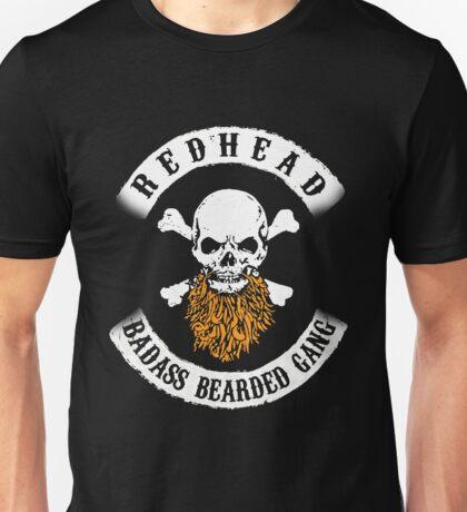 Redhead - Redhead Beard Gang Unisex T-Shirt