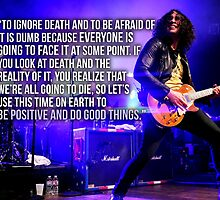 Ray Toro Quote #1 by xdangerline