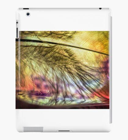 Hiding in the Rain iPad Case/Skin