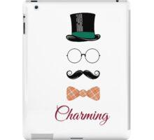 Mustache Design iPad Case iPad Case/Skin