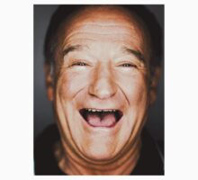 robin williams lol by redmuffinshop