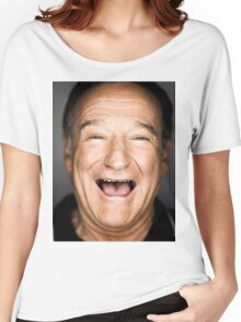 robin williams lol Women's Relaxed Fit T-Shirt