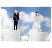 Divorce Cake Poster