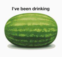 Watermelon by henningethan