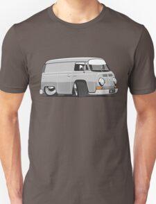 VW T2 van cartoon grey Unisex T-Shirt