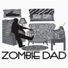 Zombie Dad by FireFoxxy