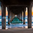 Under the Pier by Inge Johnsson