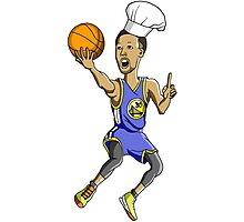 Chef Curry Photographic Print