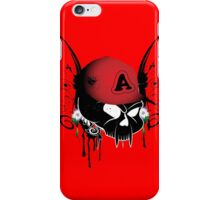 Funny skull iPhone Case/Skin