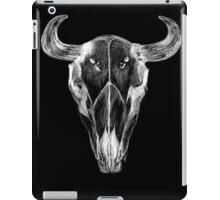 Go The Rodeo iPad Case/Skin