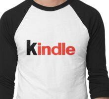 Kindle Men's Baseball ¾ T-Shirt