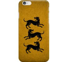 House Clegane Minimalist iPhone Case/Skin