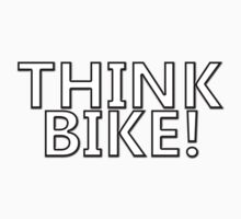 Think bike One Piece - Short Sleeve
