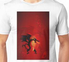 Funny dragon Unisex T-Shirt