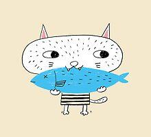 Cat by taichi