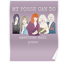 My Posse Can Do Poster