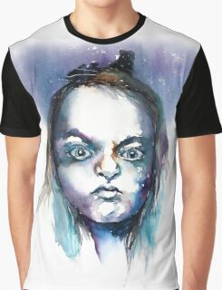 FACE#8 Graphic T-Shirt