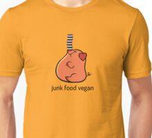 Junk Food Vegan Unisex T-Shirt