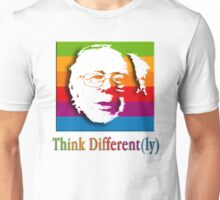 THINK DIFFERENT(LY) Unisex T-Shirt