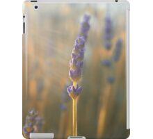 Blooming lavender iPad Case/Skin