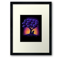 Ferdinand the Bull Framed Print