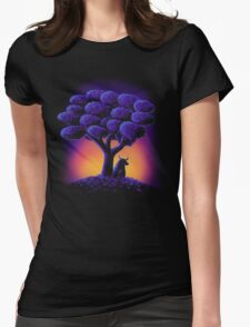 Ferdinand the Bull Womens Fitted T-Shirt