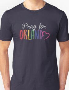 Pray For Orlando One Pulse One Love Unisex T-Shirt