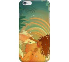 Harmony Through Reciprocity  iPhone Case/Skin