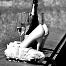 Champers and Shoes by Rob-Yates