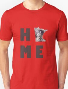 "Minnesota ""HOME"" Unisex T-Shirt"