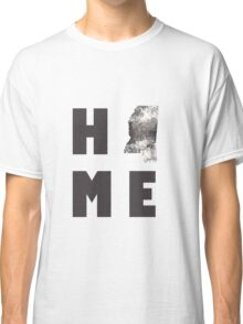 "Mississippi ""HOME"" Classic T-Shirt"