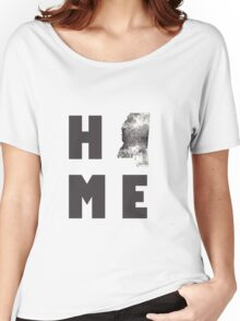 """Mississippi """"HOME"""" Women's Relaxed Fit T-Shirt"""