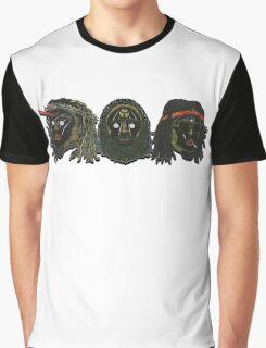 "Flatbush Zombies ""3 Zombies 2016 Tour Tee"" Graphic T-Shirt"