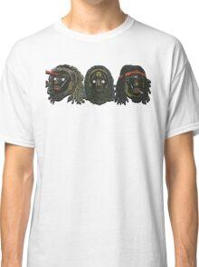 "Flatbush Zombies ""3 Zombies 2016 Tour Tee"" Classic T-Shirt"