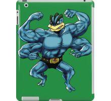 Machamp iPad Case/Skin
