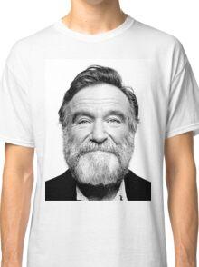 robin williams beard Classic T-Shirt