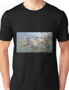 A Unique Floral Unisex T-Shirt