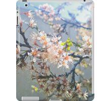 A Unique Floral iPad Case/Skin