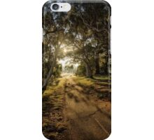 Minus 4 Degree C Early Morning Excursion (1) iPhone Case/Skin