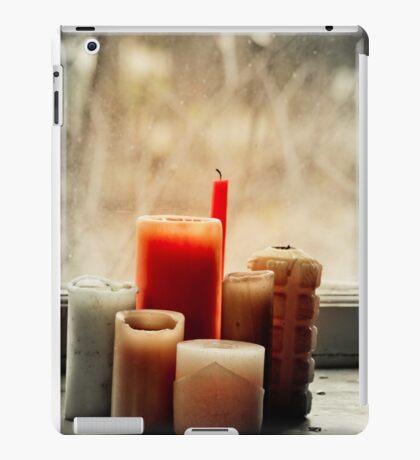 Light My Candles iPad Case/Skin