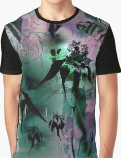Twilight Fauna Graphic T-Shirt