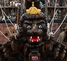 Lion King of RAGE by patjila