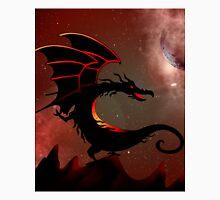 Dragon on a rock  Unisex T-Shirt