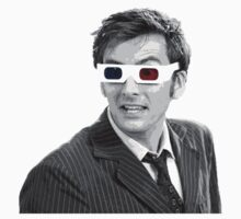 Doctor Who 3-D Glasses by alex08386