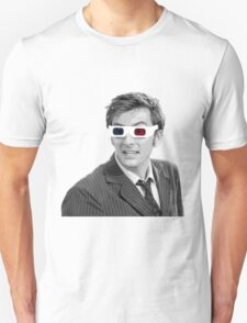 Doctor Who 3-D Glasses T-Shirt