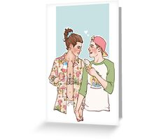 summer narry Greeting Card