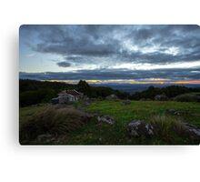 Scenic Rim Views Canvas Print