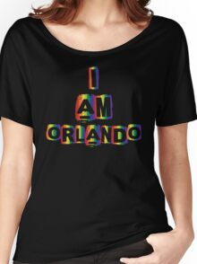 I am orlando Women's Relaxed Fit T-Shirt
