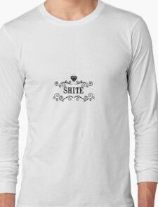 Shite Long Sleeve T-Shirt
