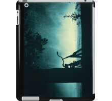 Bikes in Space iPad Case/Skin